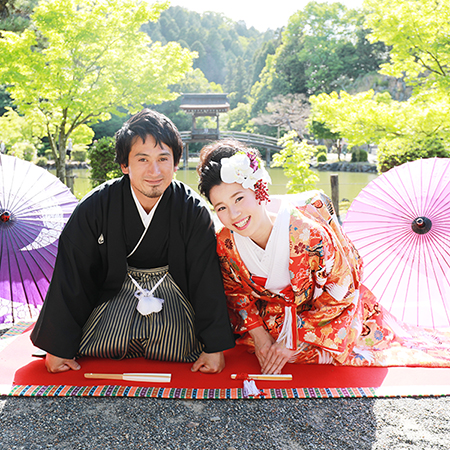 結婚式とは別に前撮り写真のススメ