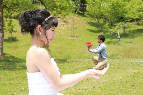 結婚式を挙げない方へ