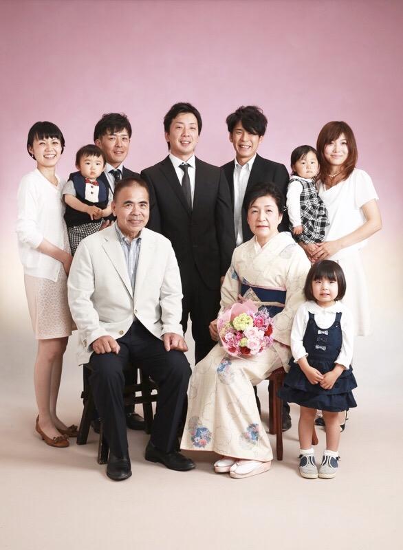 結婚35周年♡珊瑚婚式♡
