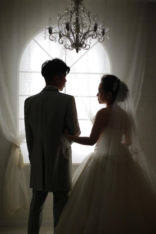 結婚一周年記念にウェディングフォト♡