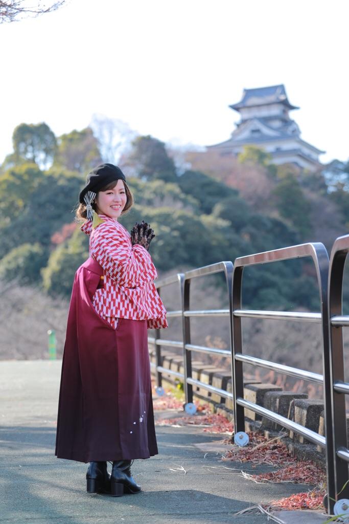 犬山城下町をハイカラさんでお散歩♪