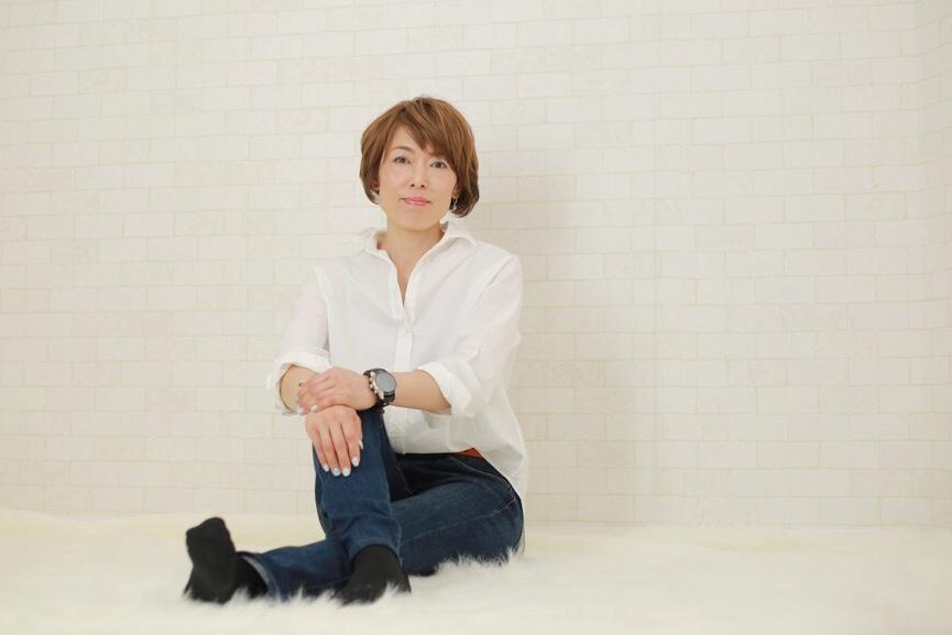 女性起業家さんのSNS用プロフィール撮影☆