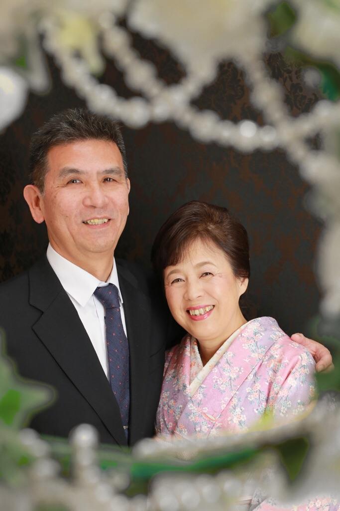 真珠婚式♡結婚30周年おめでとうございます!!