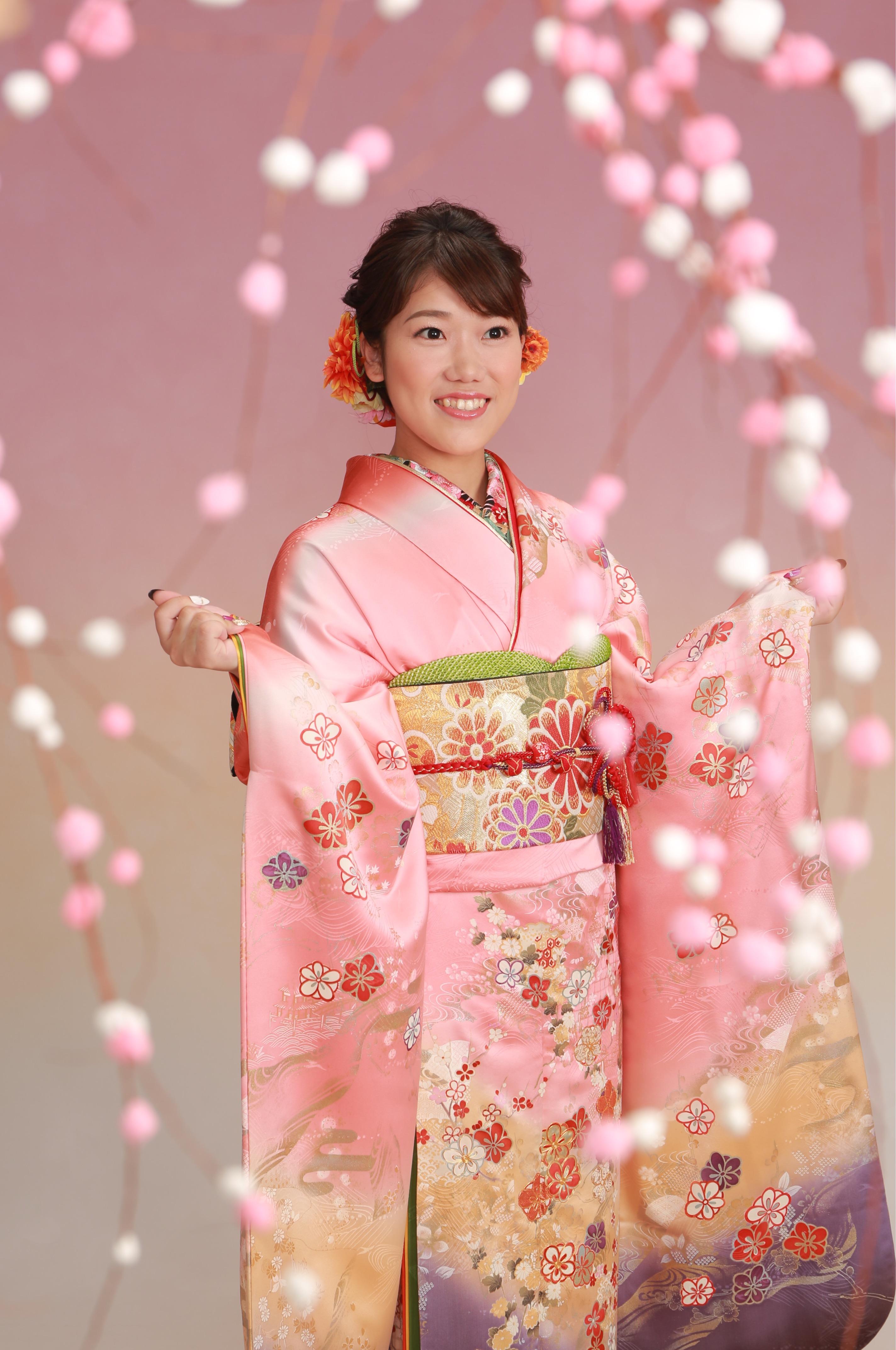 ピンクがとってもお似合い♡6/28