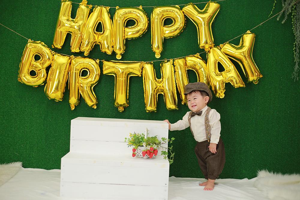 1歳★Happy Birthday!