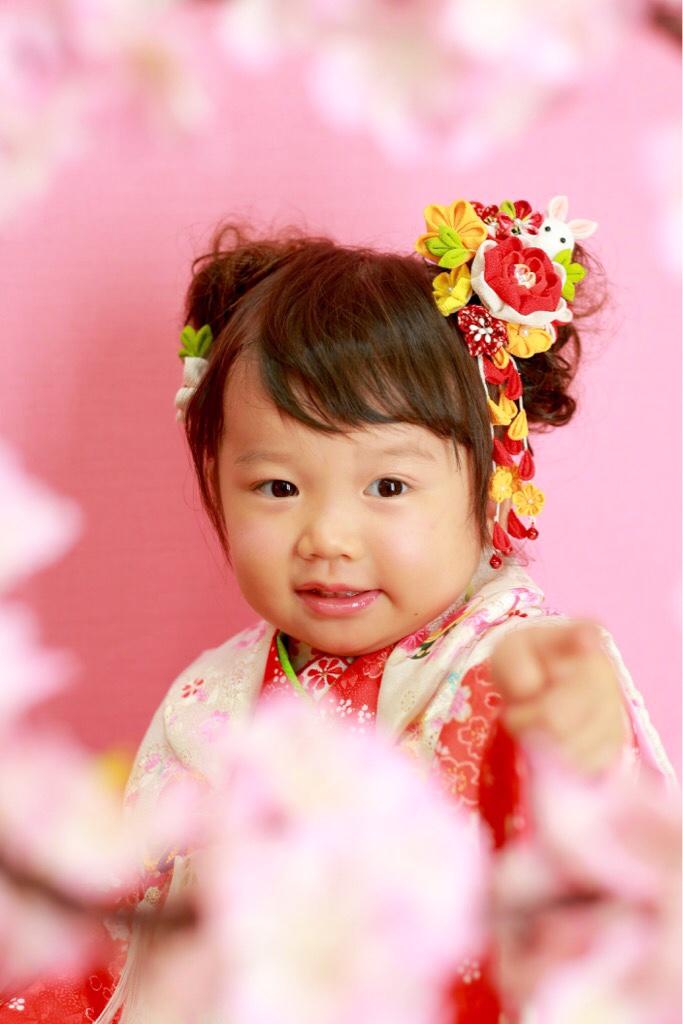 3歳の姫♡