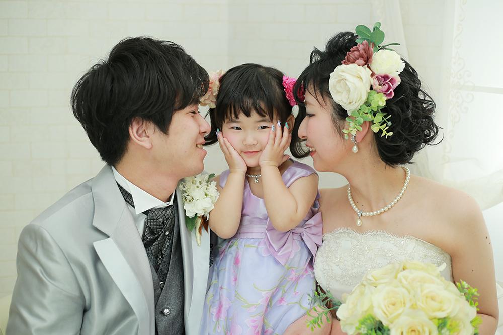 結婚式後撮り 洋装コース 【岐阜県中津川市・山形県】