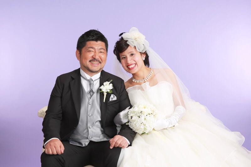 幸せいっぱいの婚礼撮影♡