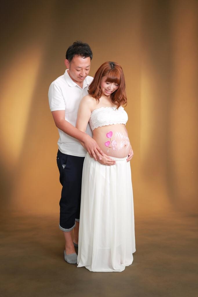 待望の男の子がもうすぐ産まれます☆