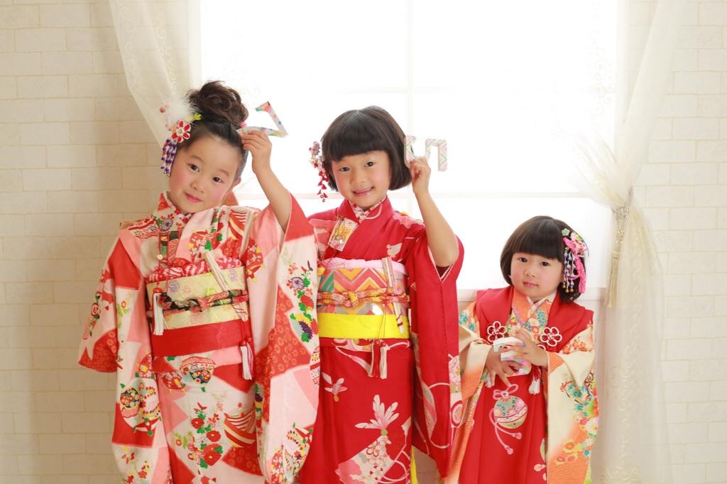 美人三姉妹♡