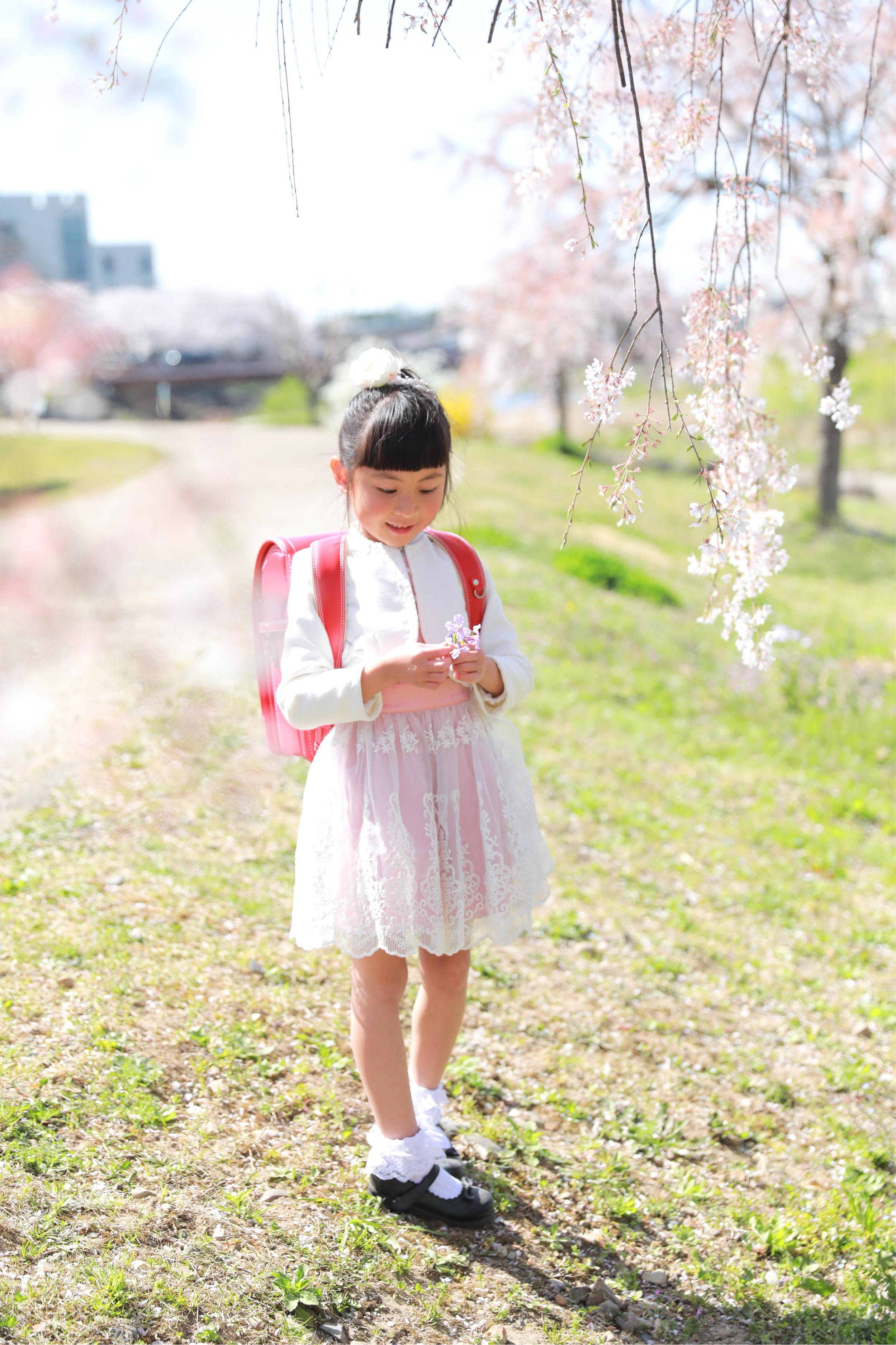 4月から小学生♪