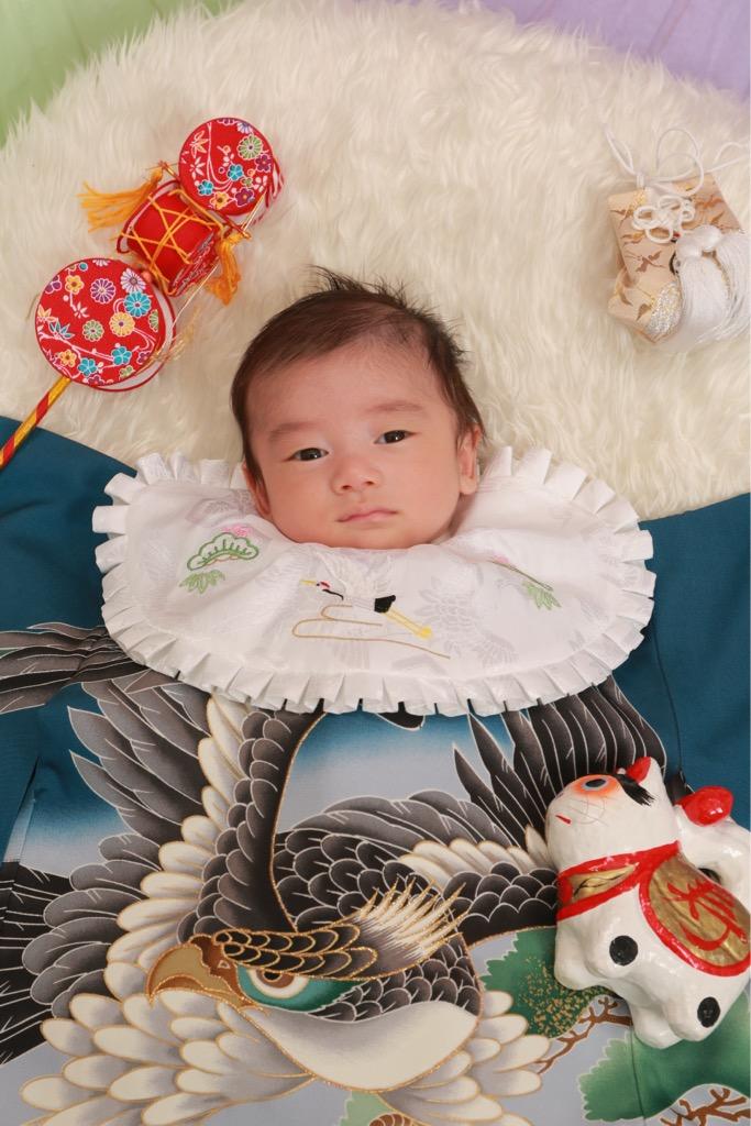 二カ月の赤ちゃん♡