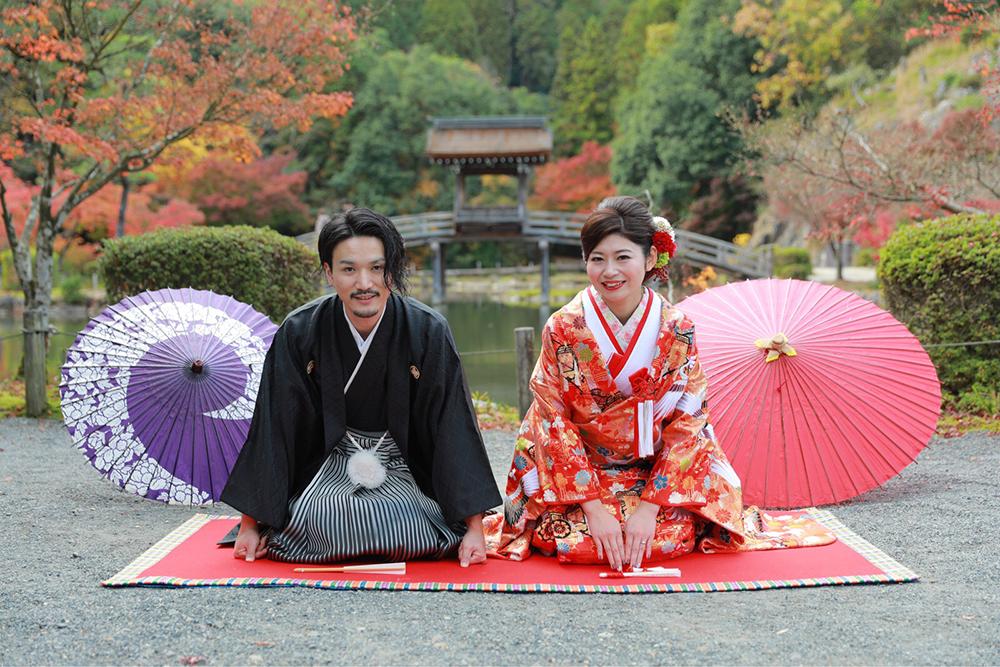 婚礼ロケ♥