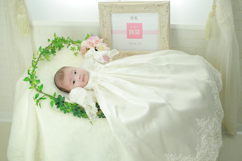 お宮参り撮影 3/16【可児・子守神社】