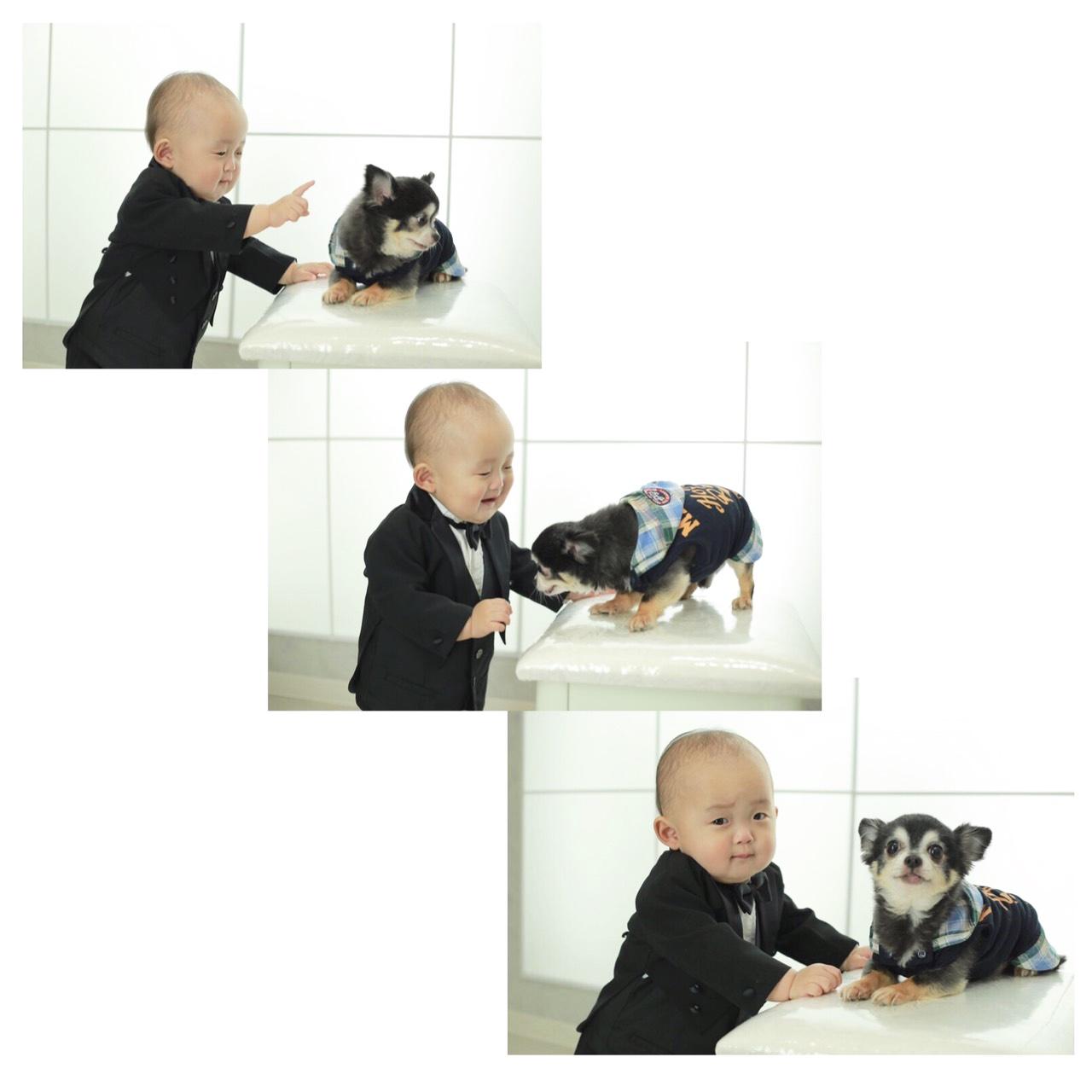 初節句&1歳バースデーおめでとう!【可児市】