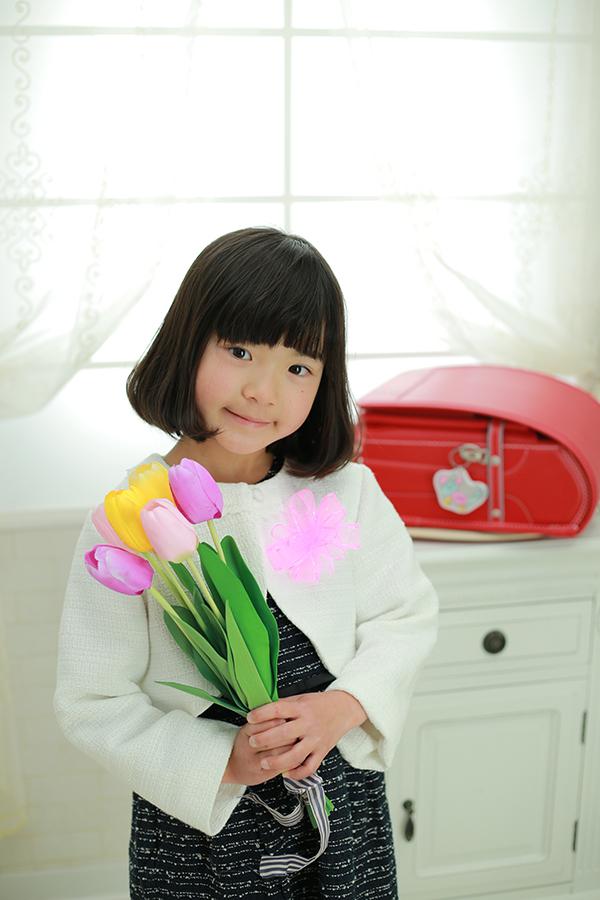 小学校入学おめでとう 【可児】