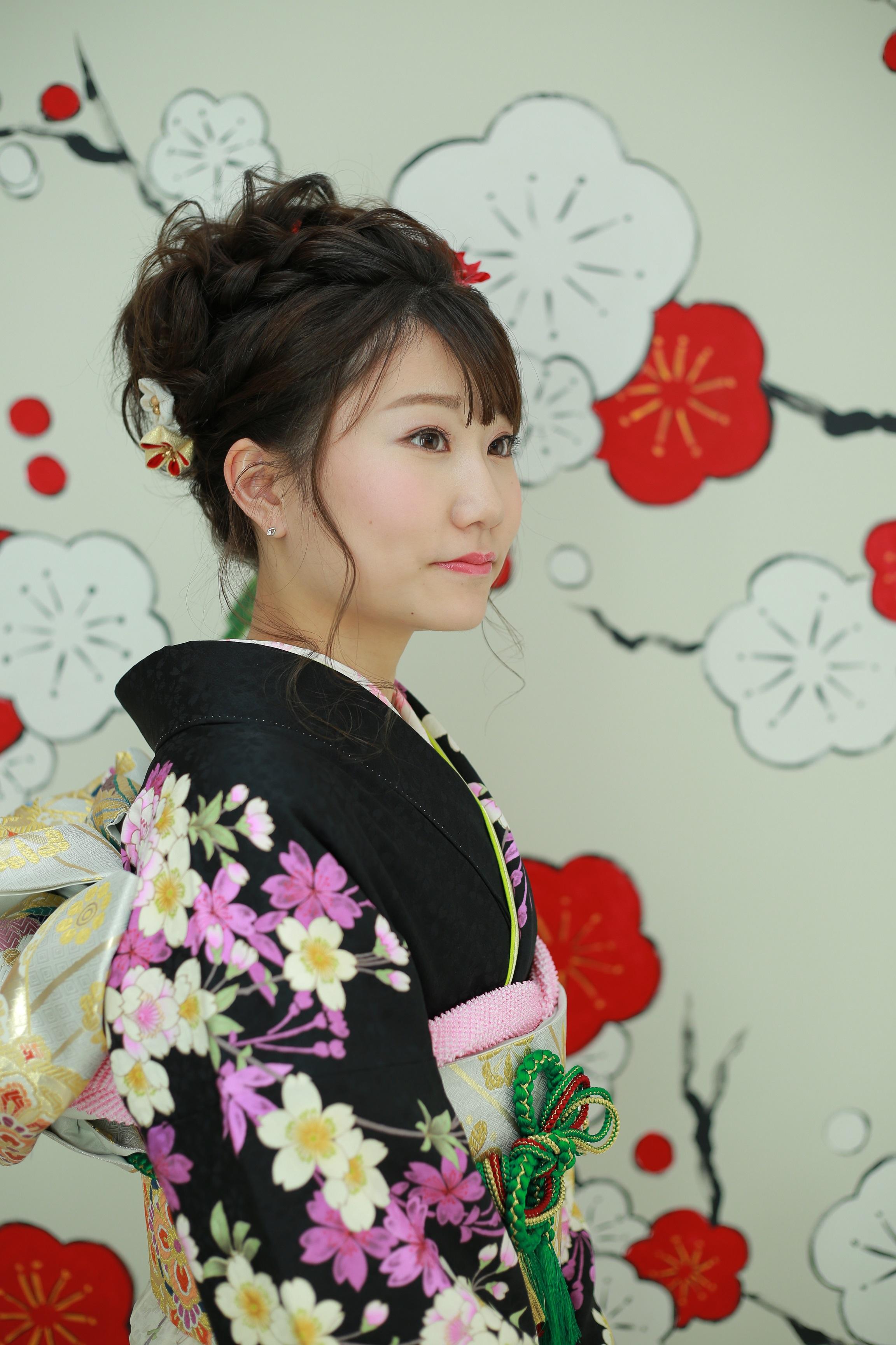 成人式前撮り☆お気に入りのお振袖で【関市】
