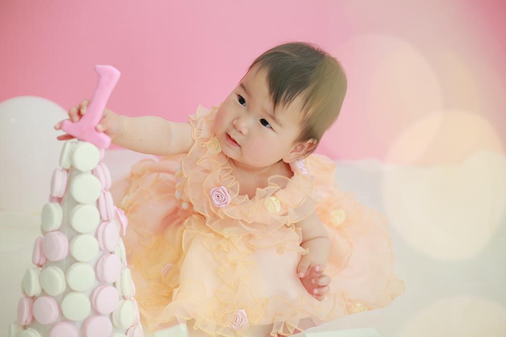 1歳のお誕生日おめでとう!【可児市】