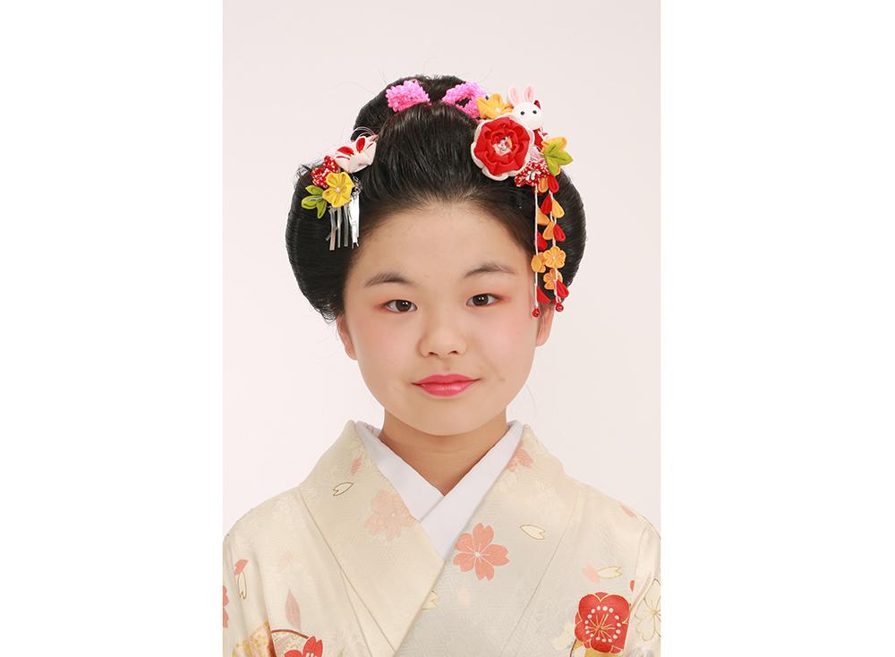 日本舞踊のプロフィール写真☆【可児市】