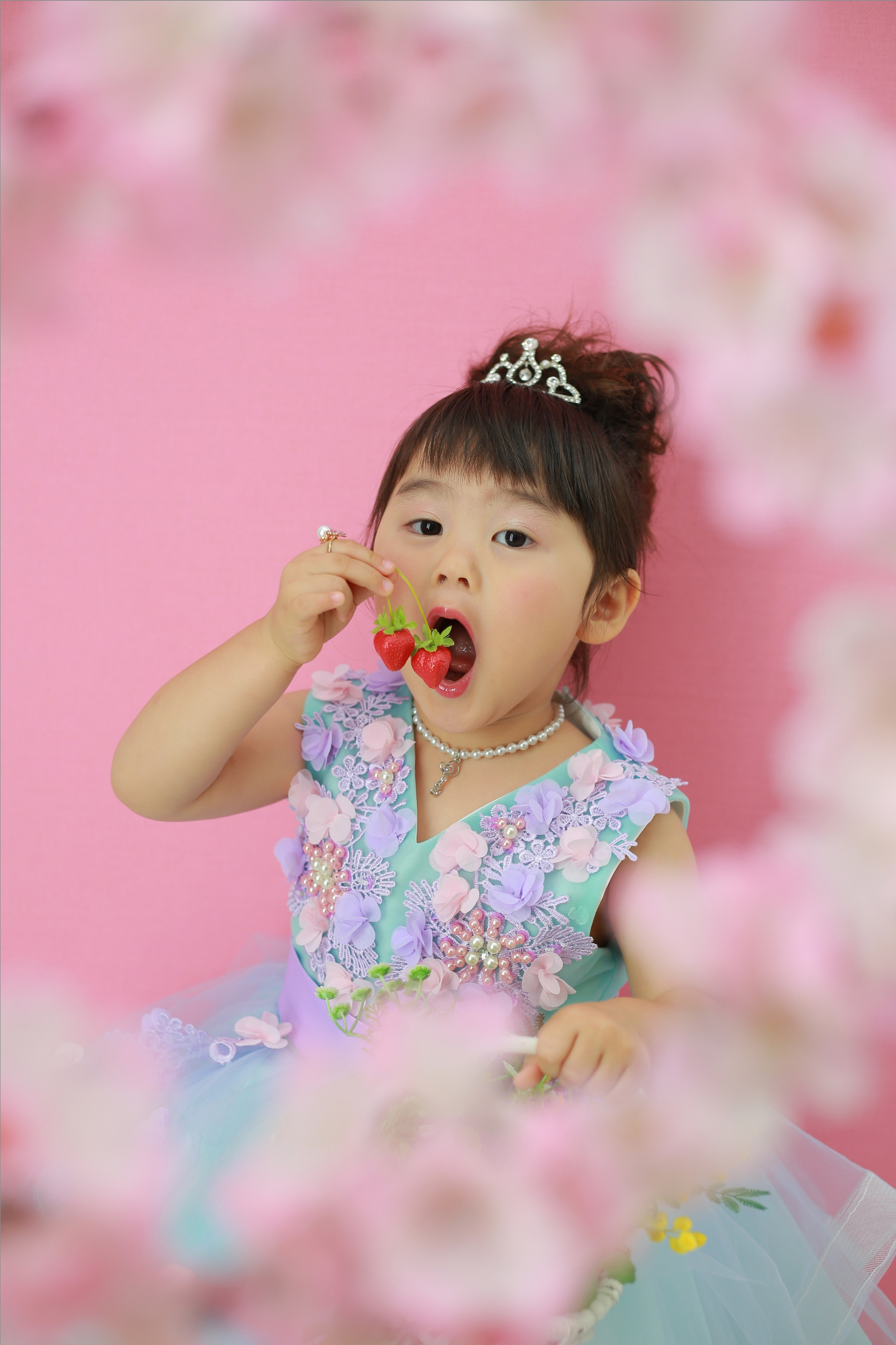 3歳女の子♡Happyスマイル753【可児市】