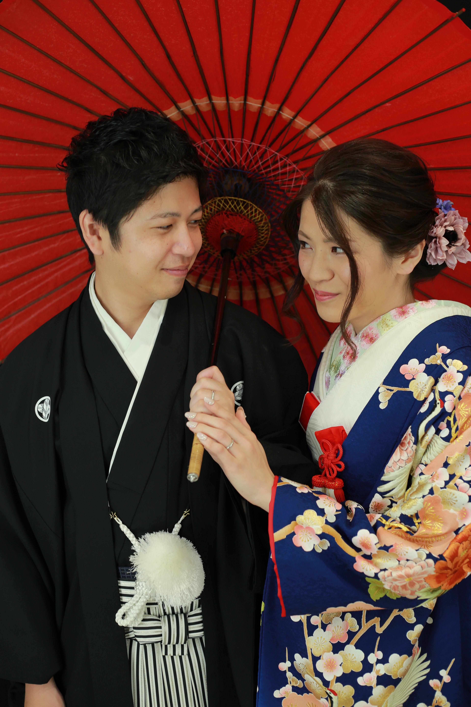 2人の素敵な記念に♡婚礼前撮り