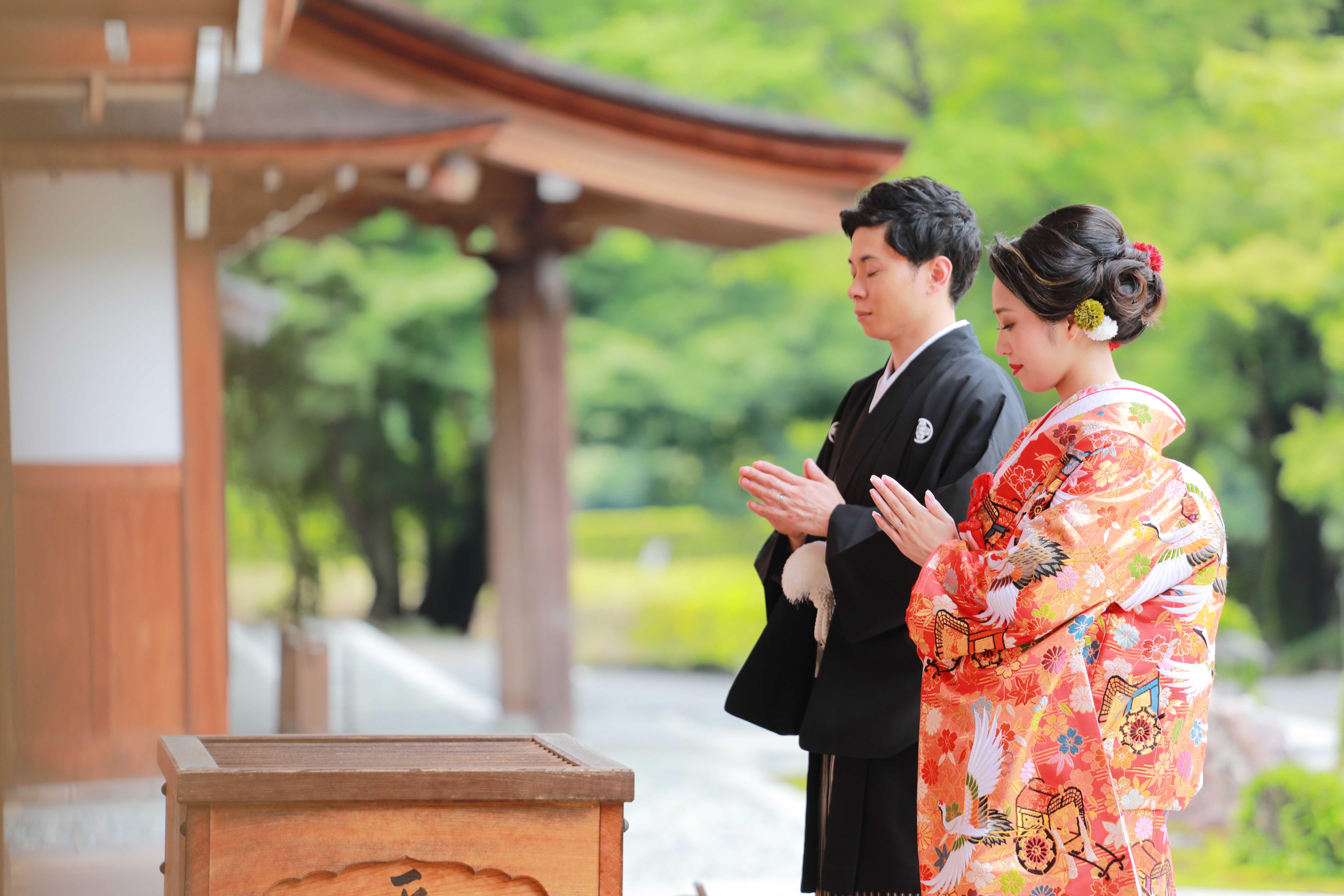 雰囲気ばっちり♡婚礼ロケ撮影