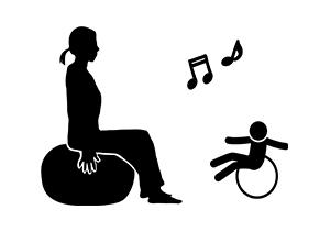 10/9(水)親子でバランスボールレッスン♬【歩きはじめ〜3歳対象】限定5組様!(残3組)