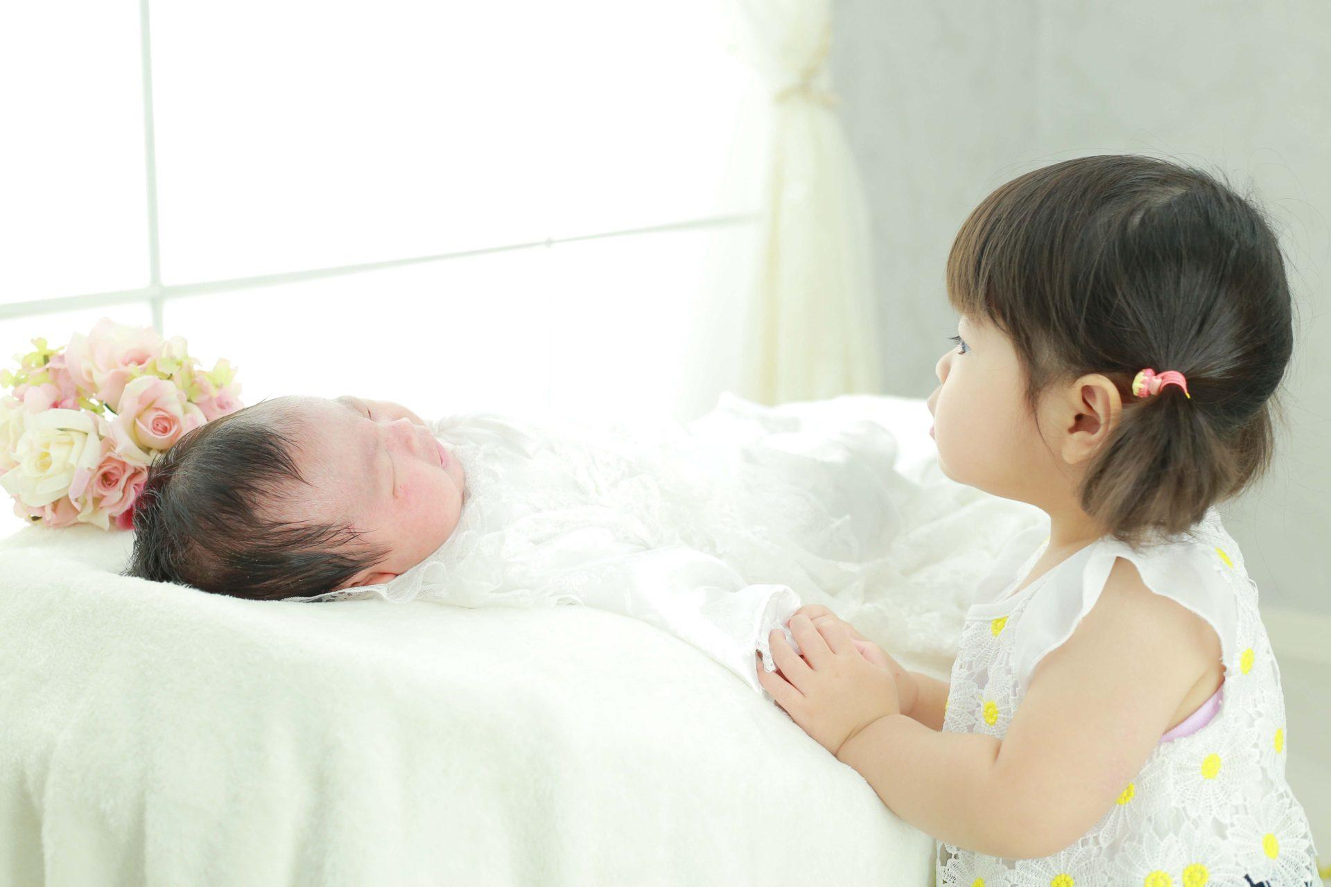 家族でニコニコ♡お宮参り撮影【土岐市】