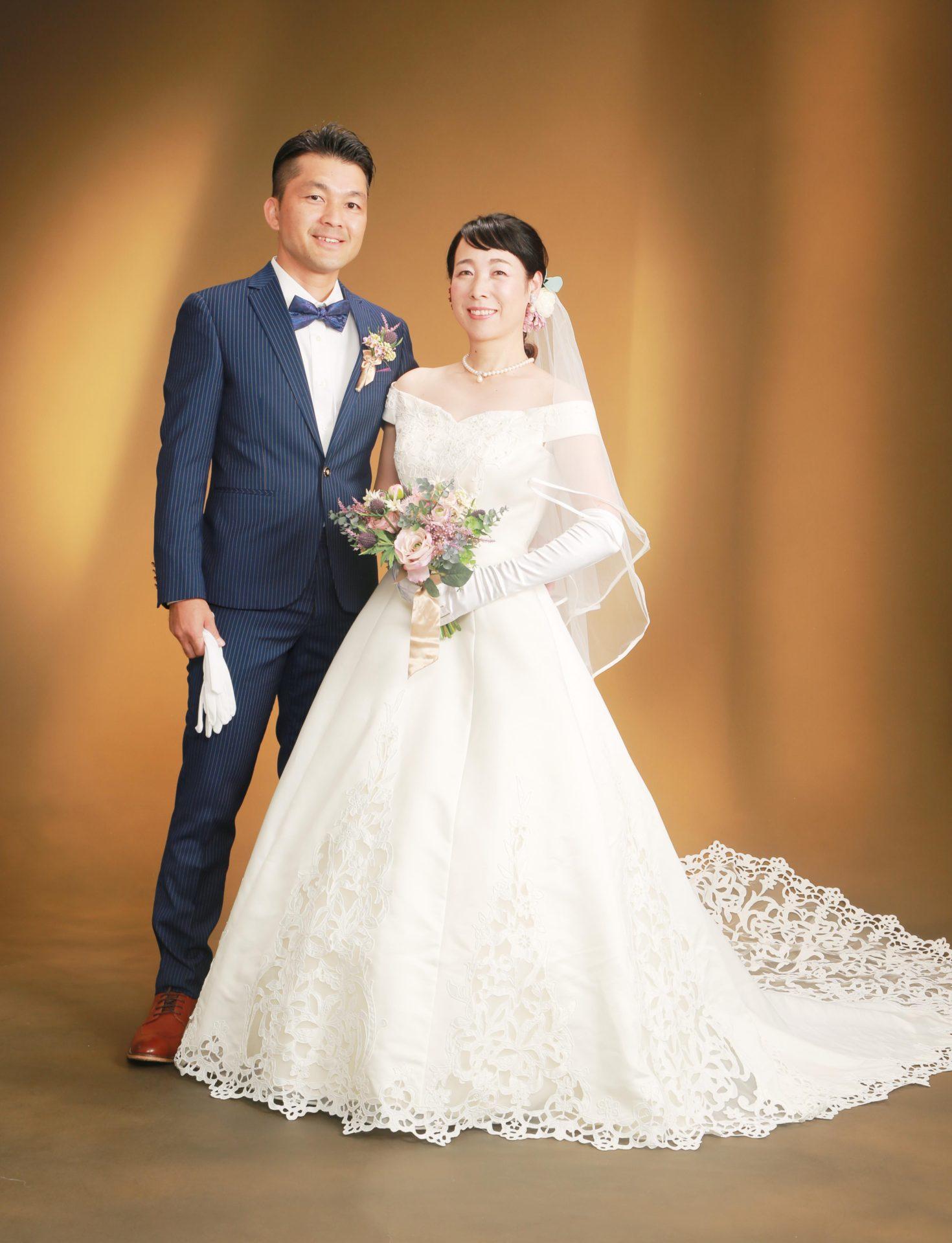 大切な思い出を形に!婚礼撮影【豊田市】