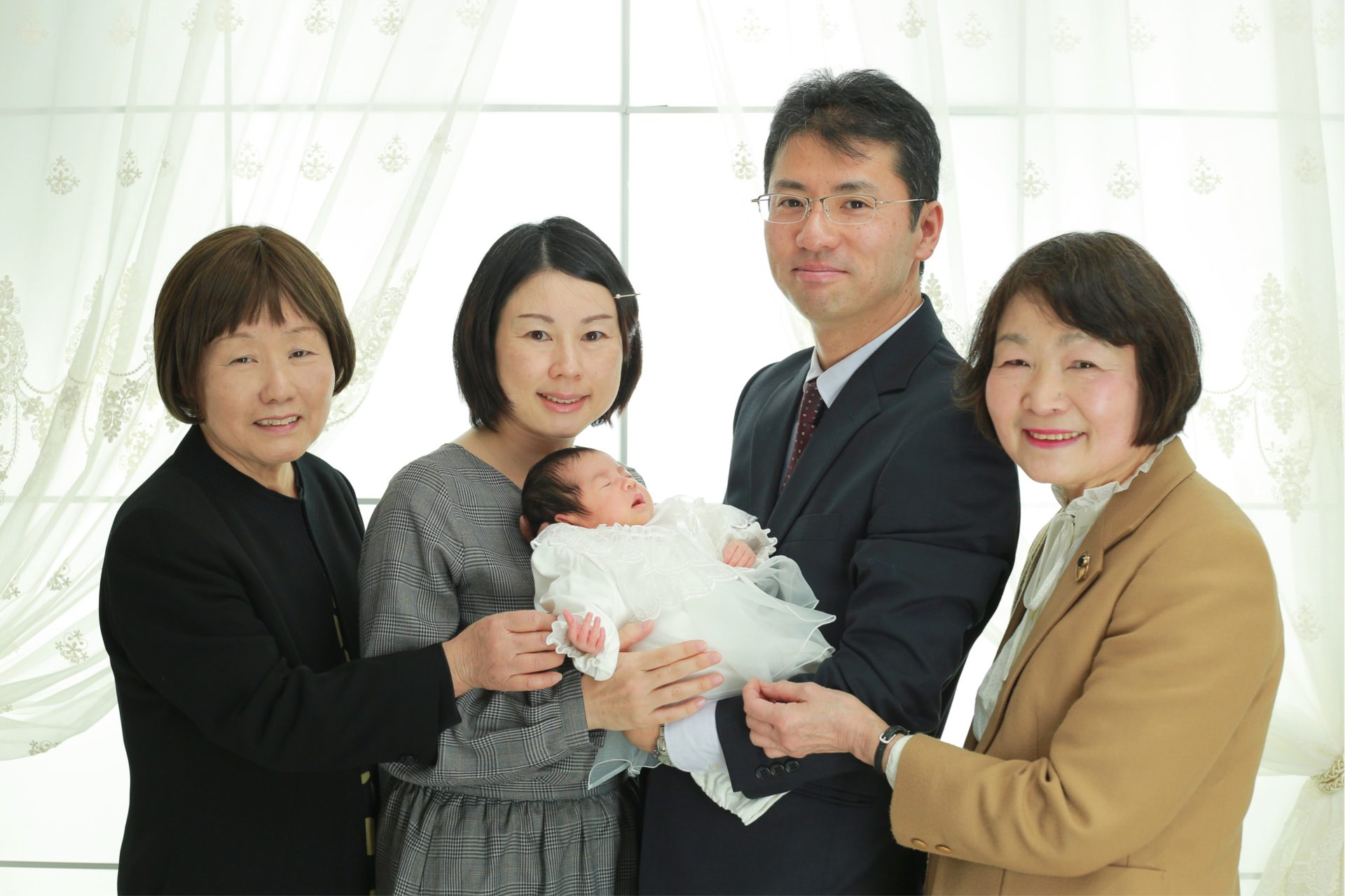 すくすく育ってね♡お宮参り【可児市】