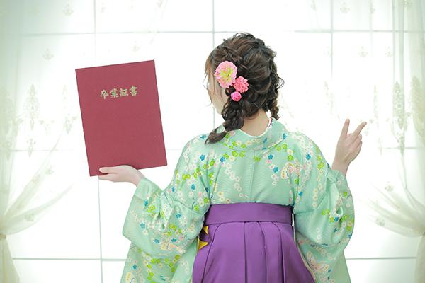 卒業記念写真☆【多治見市】