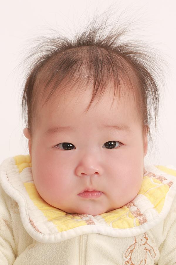 赤ちゃんのパスポート写真【各務原市】