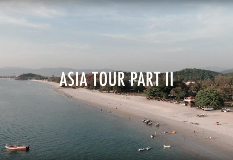 海外アーティストDJのMV撮影【マレーシア】