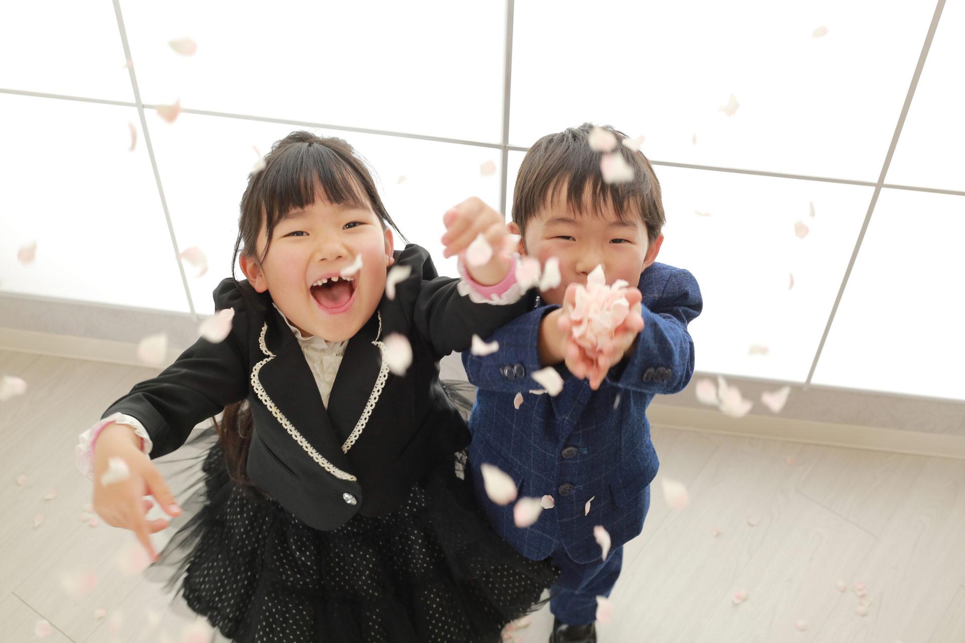入園、入学の記念を一緒に【可児市】