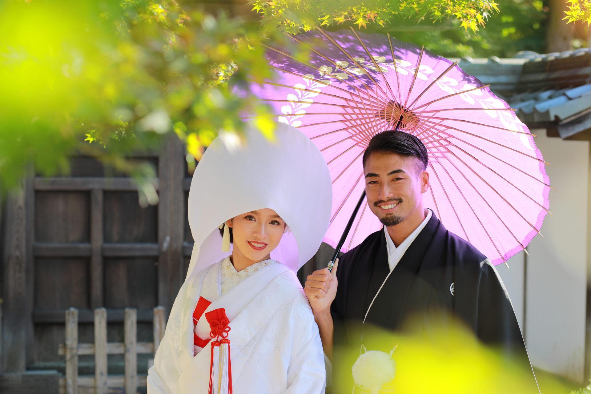 幸せ盛りだくさんの婚礼撮影【富士見市】